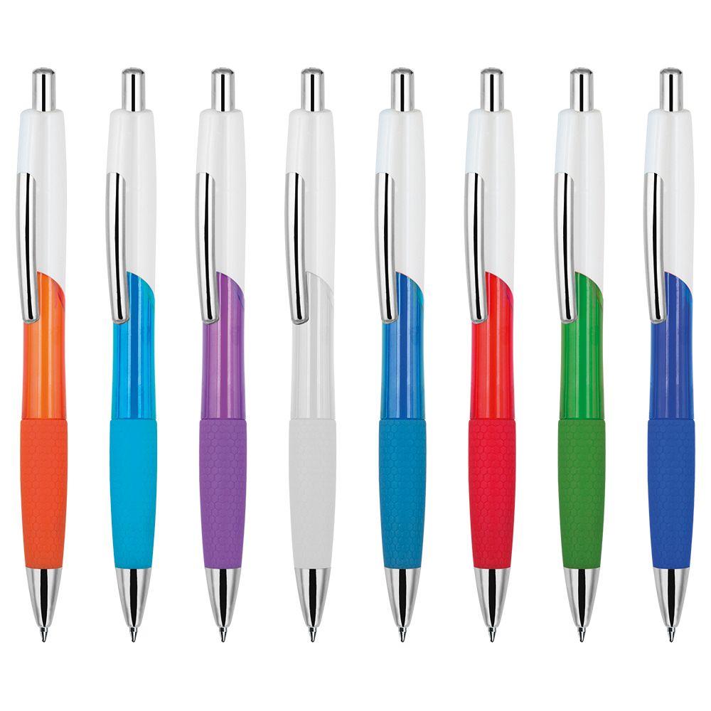Plastik Jel Tükenmez Kalem
