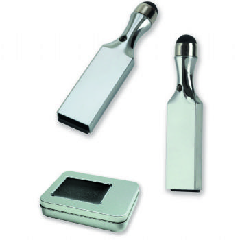8 GB Metal USB Bellek Touchpen